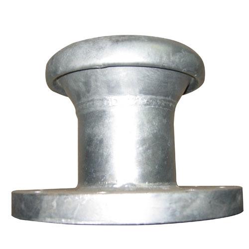 Bauer Coupling Female type with Flange without O-ring - 4 inch