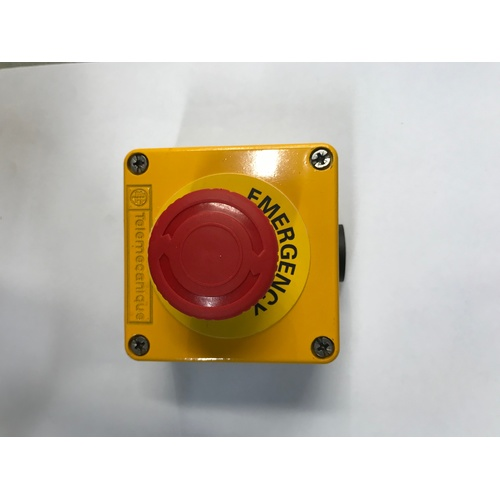 Emergency stop switch - AEI - TMS25