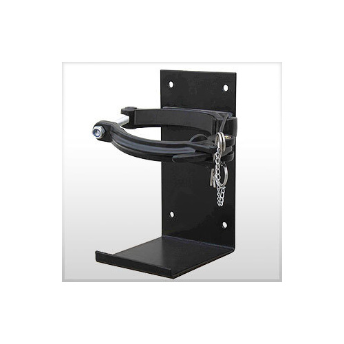 Black Vehicle Bracket - Suit 9kg Fire Extinguisher