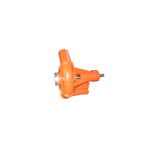 Orange Water Pump