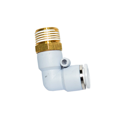 Tube Fitting Elbow - 3/8 inch 8mm