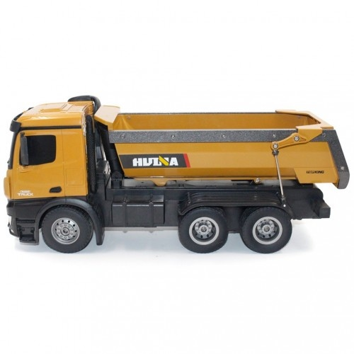 Huina Metal Toy Tipper Truck